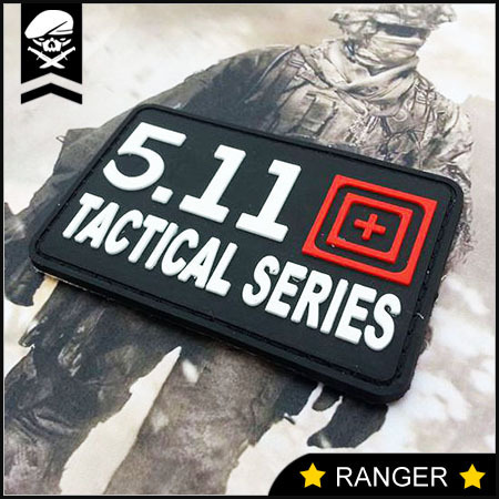 DIY Personality Velcro 511 series Badge Velcro Patches Velcro For Clothes Backpacks  Hats PVC Velcro Patch Military 507e029a060