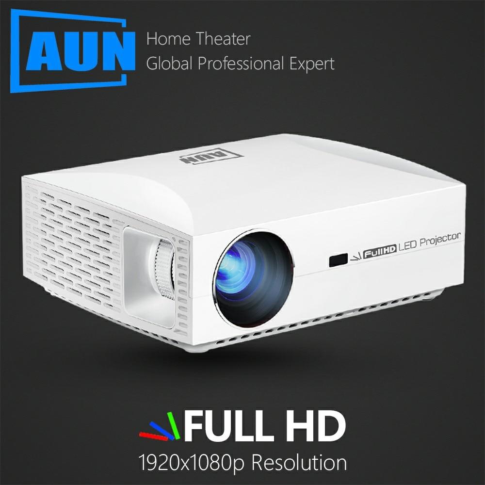 HD proyector Full HD 1920x1080 resolución 5500 lúmenes 3D inteligente Beamer comparables 4 K