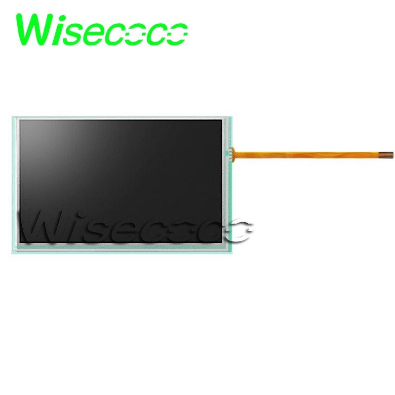 Livraison gratuite nouveau Original 7 pouces 800x480 TFT AT070TN83 V.1 AT070TN83-v1.0 40 broches LCD écran panneau Module contrôleur