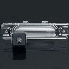 Водонепроницаемый CCD вид сзади автомобиля Камера Обратный Парковка Камера для Renault Koleos 2009 2010 2011 2012 2013 2014