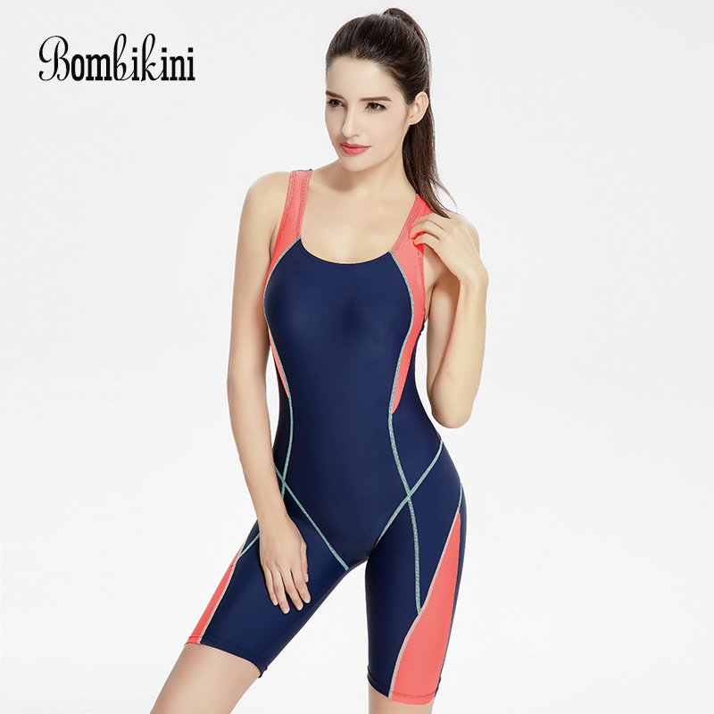 Bodysuit Sexy One Piece Swimsuit 2018 Summer Swimming Monokini Swimwear Women Bathing Suit-in ...