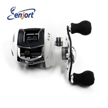 Hot Sale 6.3:1  14 BB  Bearings Fishing Gear Water Drop Wheel Right/Left Hand Bait Casting Fishing Reel Lure Reels