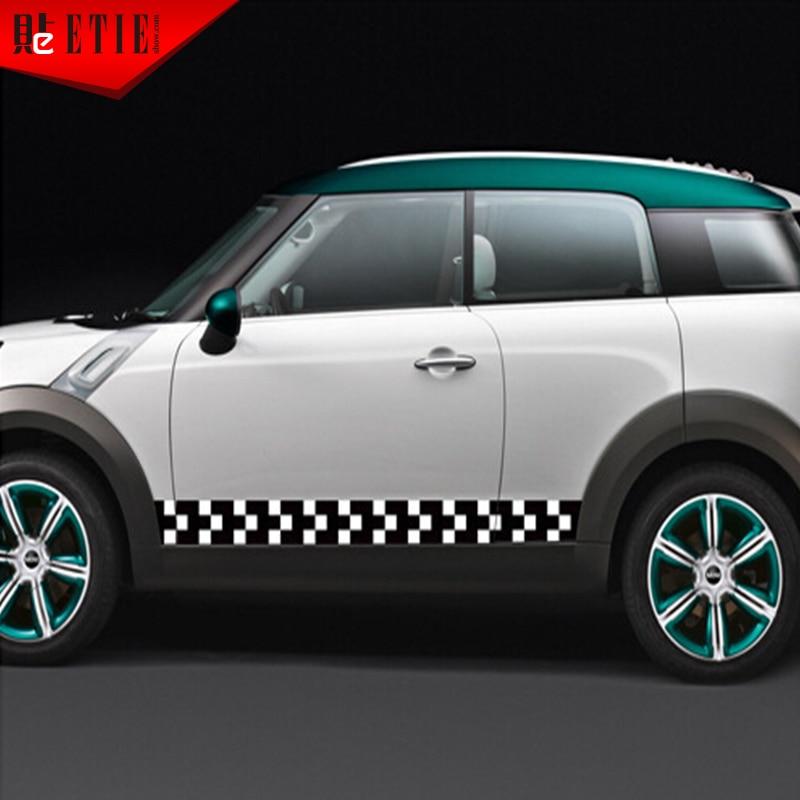 ETIE Hot Sale Car Styling Racing Stripes Stickers M Wrap Vinyl - Vinyl stripes for motorcycles