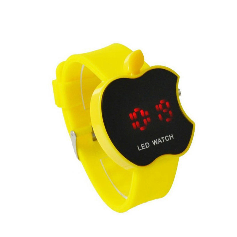 Tie Toker Ladies LED Women's Watch Fashion Apple Shaped Color - Mænds ure - Foto 6