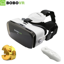 "Original BOBOVR Z4 mini 3D VR glasses virtual reality google Cardboard Helmet Headset Stereo BOBO VR BOX for 4-6"" Mobile Phone"