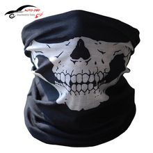 New Motorcycle Skull Ghost Face Windproof Mask Outdoor Sports Warm Ski Caps Bicycle Bike Balaclavas Masks Scarf Halloween Masks