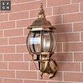 Светодиодное наружное освещение  настенный светильник  Наружный свет со светодиодным балконным светом  алюминиевая лампа E27