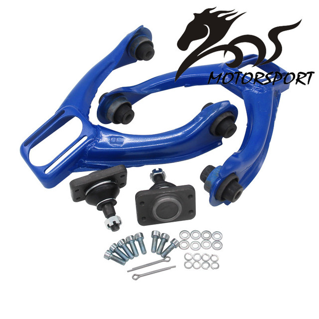 US $25 5 |Adjustable (L&R) Front Upper Control Arm Camber Kit For HONDA  CIVIC EK 96 00-in Shock Absorber Parts from Automobiles & Motorcycles on