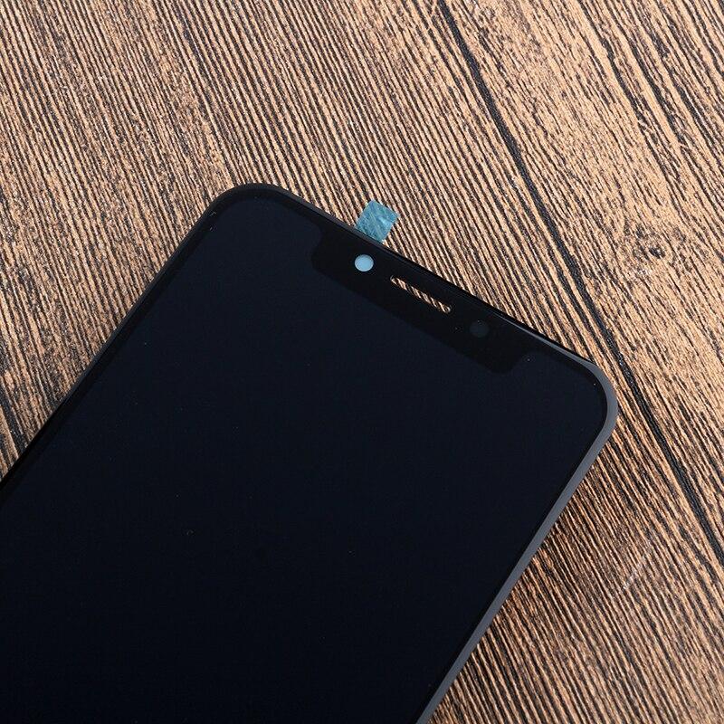 Image 5 - Ocolor для Elephone A4, ЖК дисплей и сенсорный экран, 5,85 дюйма, мобильный телефон, аксессуары для Elephone A4 Pro, ЖК дисплей + инструменты и клейЭкраны для мобильных телефонов   -