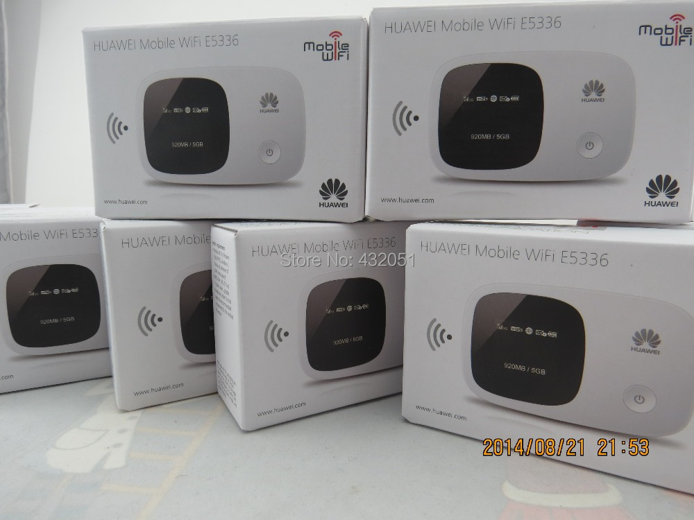 Unlocked Huawei E5336 3.75G Wireless Router Mini Mobile Hotspot Support 10 Wifi Users unlocked huawei e5336 3g mifi wifi router mobile hotspot support 10 wifi users pk e5331 e5330