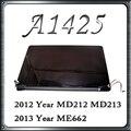 Original a1425 lcd assembléia screen display para macbook retina 13 ''late 2012 início de 2013 md212 md213 ll/a