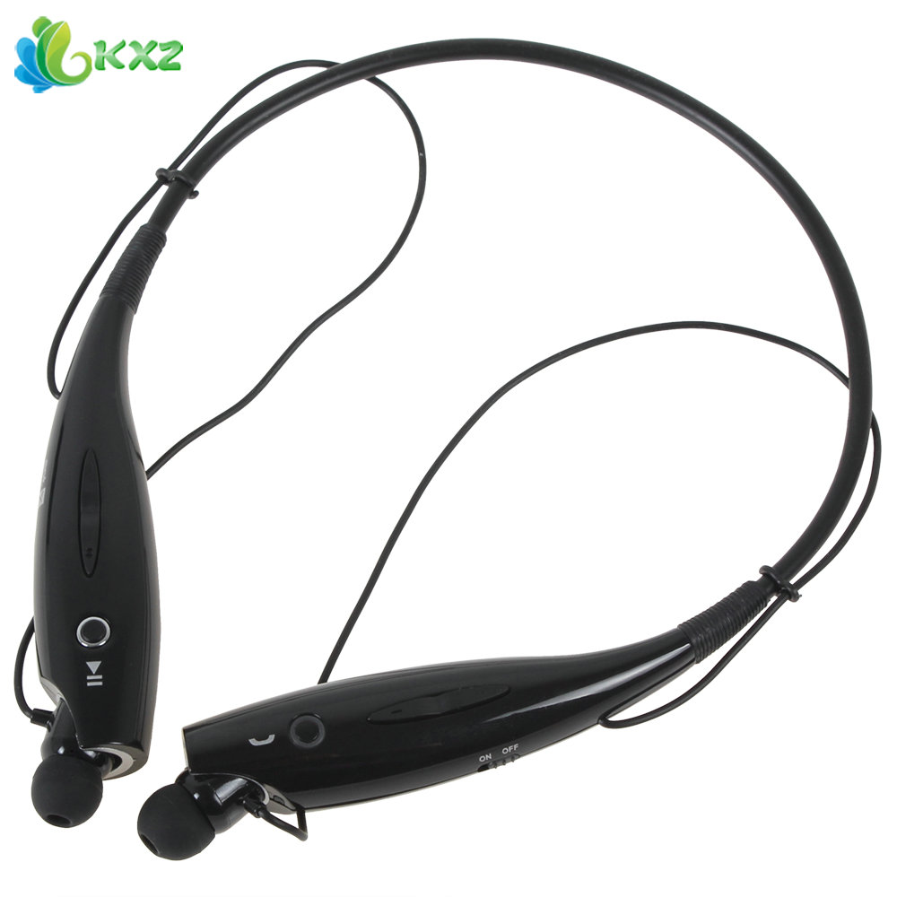 HBS-730 Neck-strap Bluetooth V3.0 Wireless Earphone Earbuds Handsfree Stereo Music Sport Headset for iPhone Samsung Mobile Phone high quality 2016 universal wireless bluetooth headset handsfree earphone for iphone samsung jun22