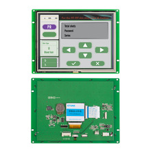 12.1 advanced type TFT operator interface panel screen