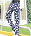 Новый arirval тонкий fit звезда мужские бегунов брюки высокое качество мужчины шаровары плюс 4 дизайн печать