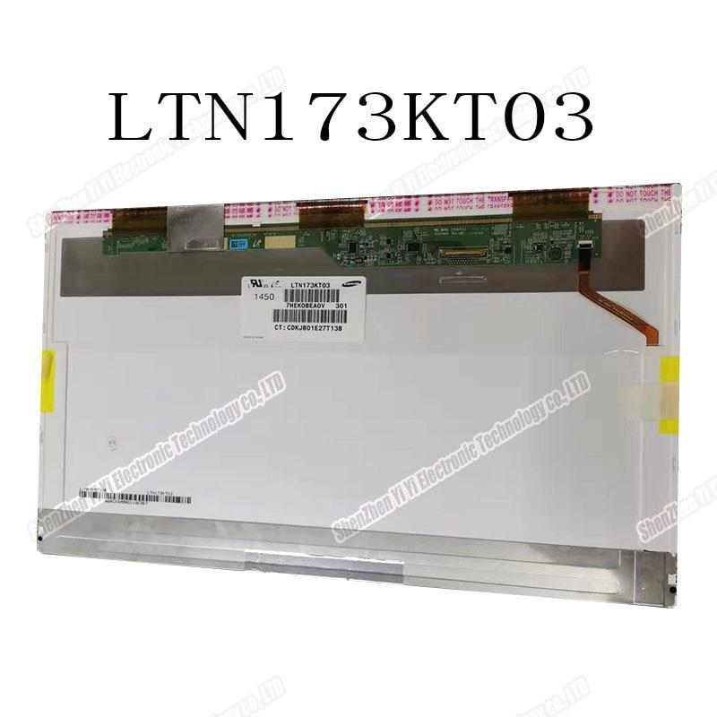 17.3 INCH LAPTOP LCD LED Display Matrix LTN173KT03 For HP Pavilion 17-G 17-g121wm 17-F 17-F115DX  17-e011sr