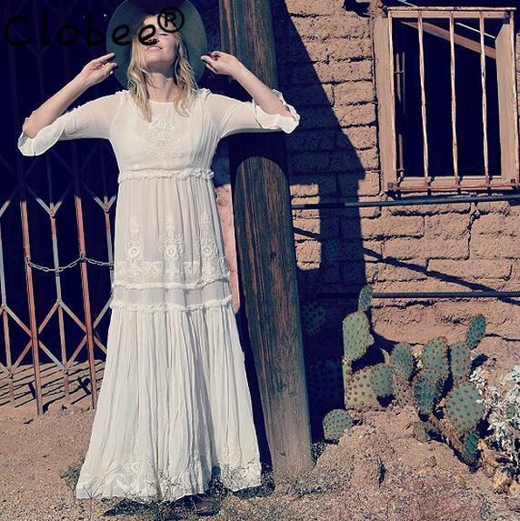 Boho hippie kleid lang - Schöne Kleider dieser Saison