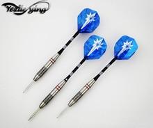 3PC Professional Darts 23g Steel Tip Outdoor Shooting Shaft Dart Straight Flights High Quality