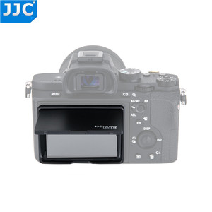 Image 5 - JJC Universal 3.0 inch LCD Screen Hood Protector Cover for Sony/Canon/Fujifilm DSLR Camera Black Pop up Case