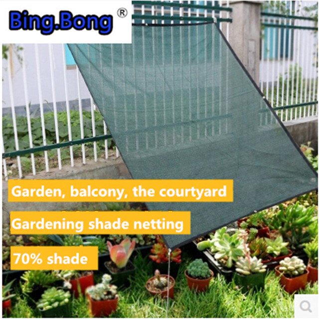 Perfect Sun Shade Sail Cloth Fabric Gazebo For Garden Netting 3M*1.8M Canopy Awning  Pavilion