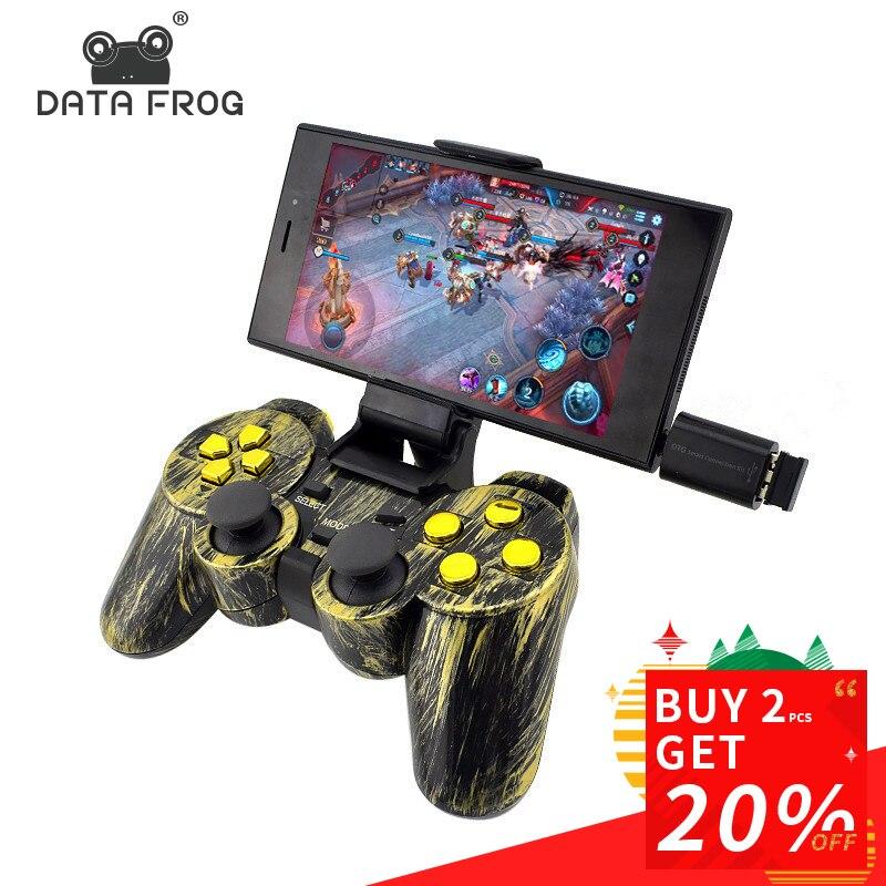 Videospiele Cewaal Wireless Receiver Android Smartphone Spiel Joystick Joypad Gamepad Controller Joypad Für Ps3 Konsole Kinder Geschenke Preisnachlass Gamepads