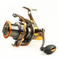 New 13+1BB 4.6:1 Metal Spinning Fishing Reel Large Sea Wheel Trolling Surf Reels 8000 9000