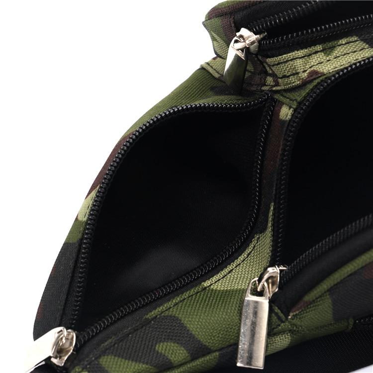 High Quality Ride Rejse Camouflage Talje Bag Bananka Rejse Fritid - Bæltetasker - Foto 6