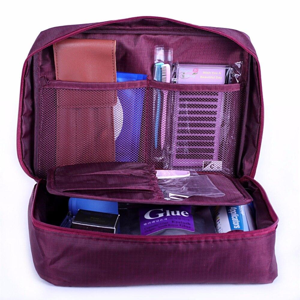 цена на YoTsaiSpring Professional Portable Eyelashes Extension Kit False EyeLash Lashes Makeup Set Eyelash Extension Kits