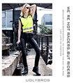 Uglybros Women Motorcycle Jean Riding Pants Spodnie Motocyklowe Summer Mesh Pantalon Femme Size 26 27 28