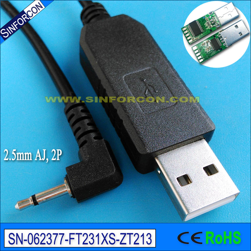 win10 android mac ftdi ft231xs usb rs232 l shape 2.5mm audio jack cable купить