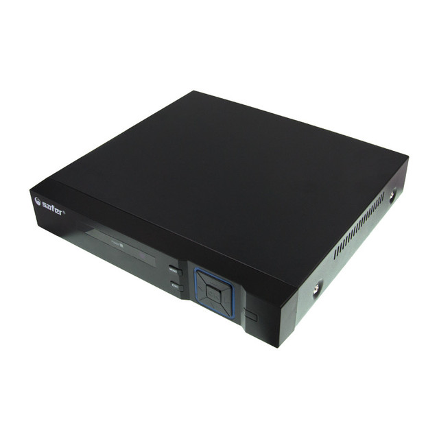 SAFER SF-D6108T-M H.264 HDMI P2P CCTV DVR 8 Channels 1080N Real-time 5 in 1 XVR Onvif IP Camera TVI CVI AHD Video Recorder