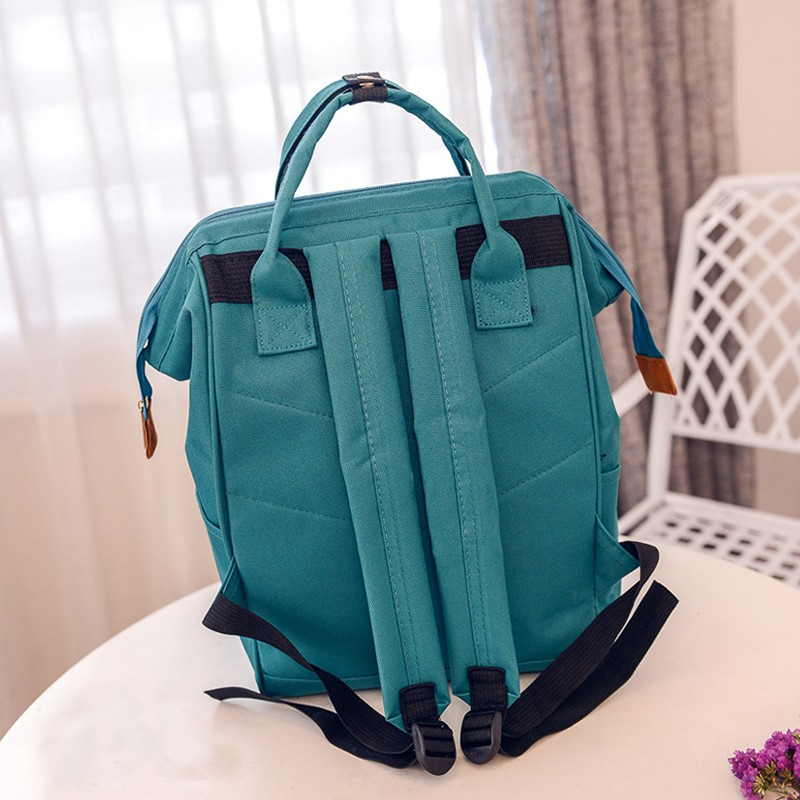 New 2018 Women Girls Backpack Nylon Backpacks School Bags For Teenagers  Girl Boys Mochila Feminina Students Satchel Bag WM267Z