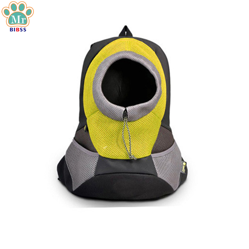 Outdoor Pet Carrier Portable Dog Backpack Bag Travel Bag for Small Dogs Puppy Cat S L Pet Supplies Drop Shipping