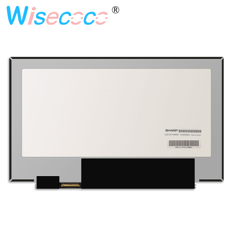 13 3 inch 2k lcd screen display panel IPS 2560x1440 HDMI driver board LCD  Module Screen Monitor for Laptop pc LQ133T1JW02
