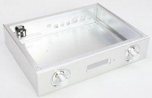 Image 4 - Boîtier amplificateur KYYSLB 2018 AK4497 châssis amplificateur en aluminium/boîtier amplificateur/boîtier amplificateur/boîtier damplificateur