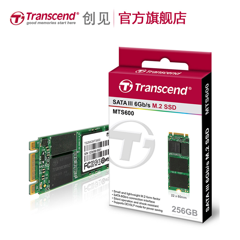 Transcend SATA III 6Gb/s MTS600 M.2 SSD 64GB Solid State Drive 128GB SSD DDR3 DRAM MLC Flash memory for mobile computing device new ssd for system m4 x5 00aj010 480 gb sata 2 5 mlc hs solid state drive 1 year warranty