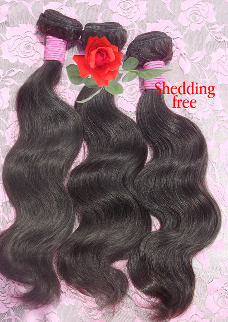 Best Quality Peruvian Human Hair Weave Natural Extensions No Tangle Shedding Usa Free