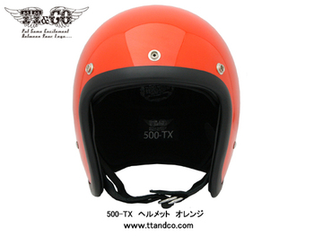 Motorcycle Helmet ECE certification Brand Japan TT&CO Thompson Glass Fiber Vintage motorcycle helmet