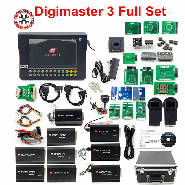 US $888 0 |2018 New Arrival Mileage Odometer correction DigiMaster iii  original DigiMaster 3 unlimited token version DHL free on Aliexpress com |