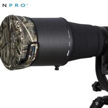 ROLANPRO Защитная крышка для объектива цифрового однообъективного зеркального Кепки камуфляжная куртка короткий телеобъектив Пистолеты Костюмы для Sigma Tamron цифровой зеркальной камеры Canon Nikon 300/400/500/600/800 мм