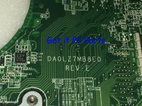 Free Shipping DA0LZ7MB8E0 REV E LZ7 New Laptop Motherboard For Lenovo U310 Notebook Pc With I5