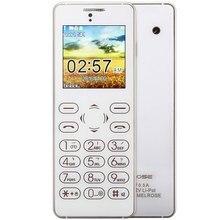 MELROSE T1 1.54 pouce Entièrement Tactile Carte Téléphone Bluetooth FM Retour Caméra Anti-perte Audio Player Sound Enregistreur