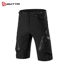 цена на Outto Men's Cycling Shorts Breathable Loose Outdoor Sports downhill MTB Riding Road Mountain Bike Short Trousers
