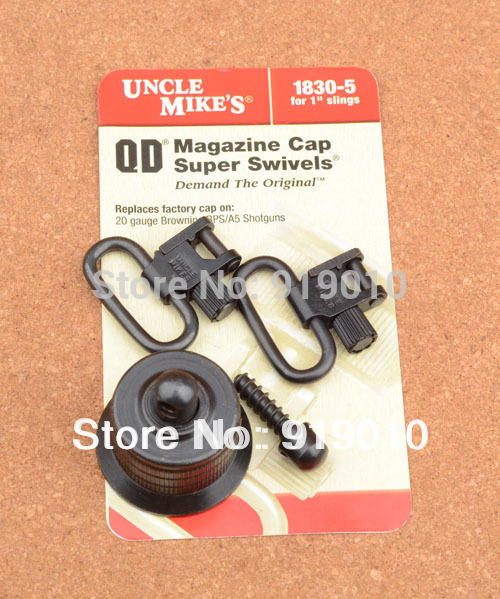 Hunting qd gun sling All steel manufacturing swivels Browning 20 Gauge BPS A5 Shotguns Cap 1830-5 shooting M4680