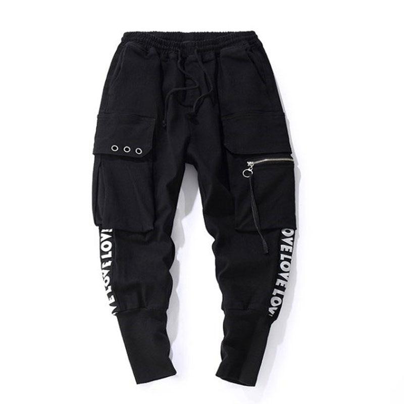 Fashion Mens Barefoot Sweatpants Hip Hop Haren