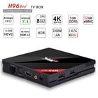 H96Pro H96 Pro+ Amlogic s912 Android Tv Box 7.1 RAM 3GB ROM 32GB 1000M LAN Bluetooth 4.1 4K HDMI Smart Media Player h96 pro plus