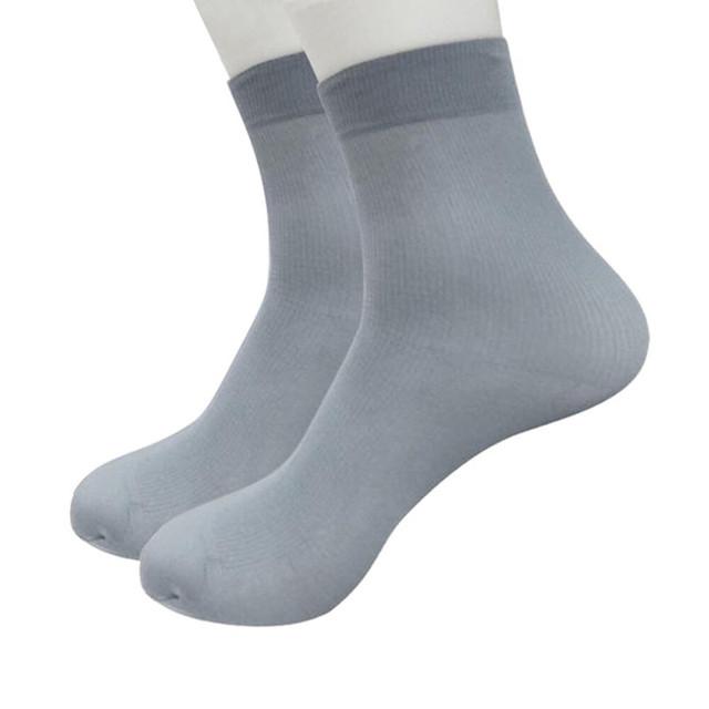 Men's Ultra-Thin Elastic Socks