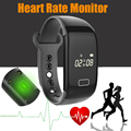 k18s heart rate wristband smart band smart bracelet support android 4.3, ios 7.0 bluetooth 4.0