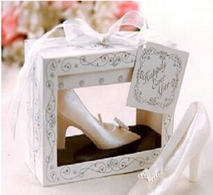 10pcslot High heels candle baby shower wedding candles wedding