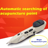Magic Massage pen electronic laser acupuncture pen Meridian probes traditional Chinese medicine massage meridian needle