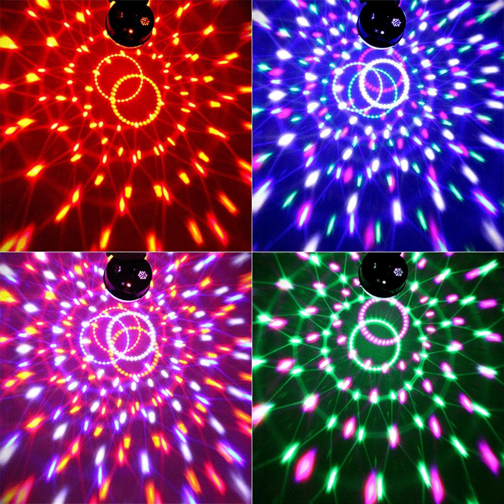 DMX512 RGB LED Пластик Освещение Кристалл Magic diamond ball лазерный луч DMX свет этапа для дома Развлечения